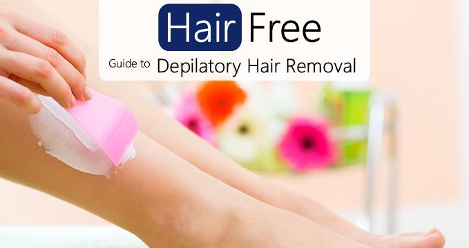 Depilatory Hair Removal Guide