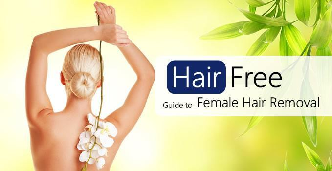 Female hair removal