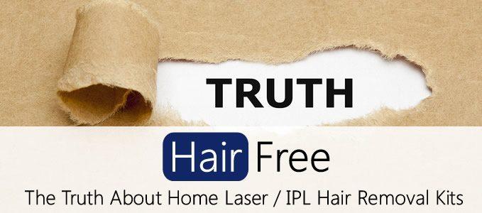 Diy home laser hair removal