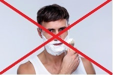 The Simple Trick To Get Rid Of Shaving Bumps Hair Free Life