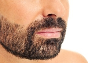 Razorless facial hair removal