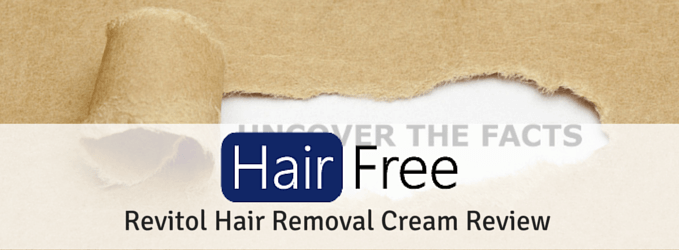 Revitol Hair Removal Cream Review Hair Free Life