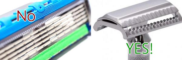 Best shavers for sensitive skin