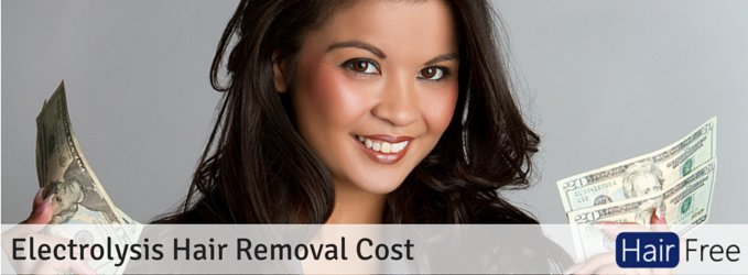 Electrolysis Hair Removal Cost Hair Free Life
