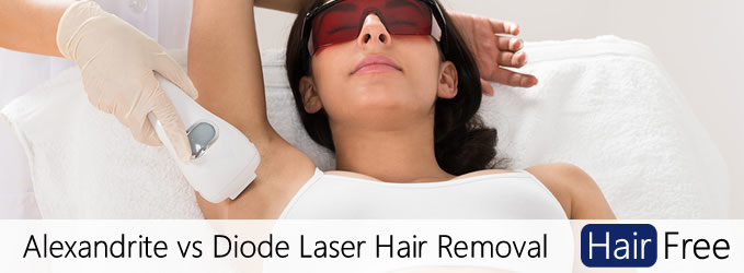Diode Laser Vs Alexandrite Laser Which Performs Best