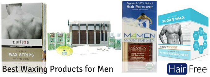 Best Waxing Products For Men Hair Free Life