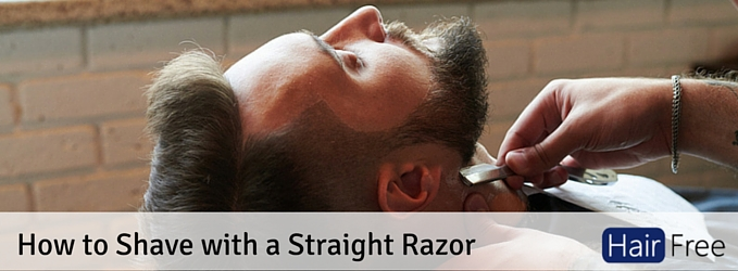 how to shave with a straight razor pdf