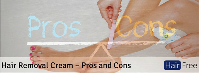pros and cons of hair removal