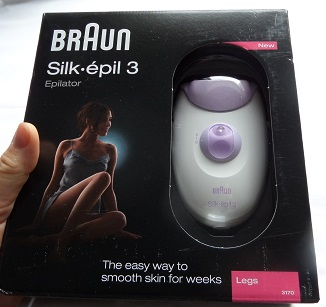 Braun Silk-Epil 3 3170 Box