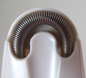 Epilady Esthetic Close up of Coil