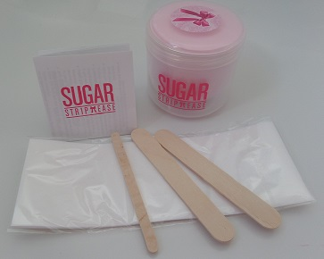 Sugar Strip Ease Hair Remover - in the box