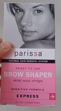 Parissa Brow Shaper Wax Strips