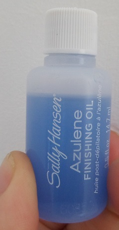 Sally Hansen Azulene Finishing Oil