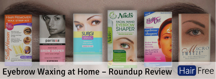 Best home eyebrow waxing products roundup review best eyebrow waxing solutioingenieria Choice Image