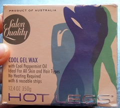 Hot Legs Cool Gel Wax 12.4 oz