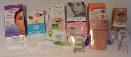 Eyebrow Waxing Products