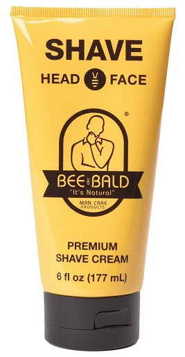 Bee Bald Shave 6oz