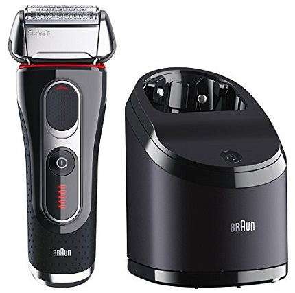 Braun Series 5 5090cc with Clean and Charge Station