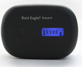 Skull Shaver Bald Eagle Smart Charge indicator