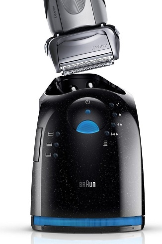 Braun Series 7 799cc cleaning station