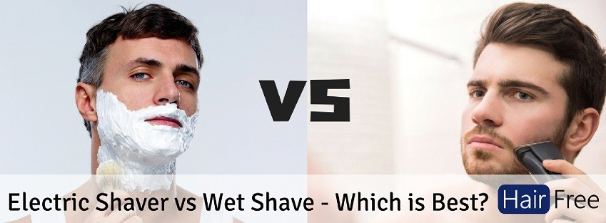 Electric Shaver vs Wet Shave – Which is Best for Me