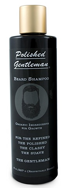 Polished Gentleman Beard Shampoo