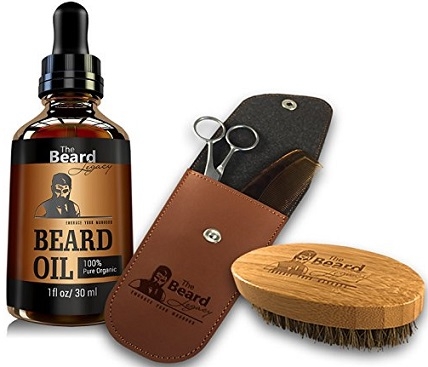 The Beard Legacy Beard Grooming Kit - What's in the Set