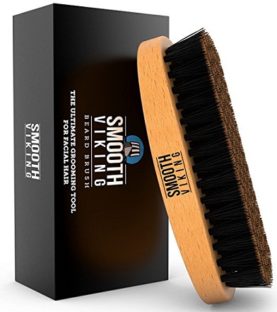 Smooth Viking Beard Brush