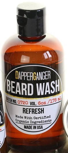 Dapperganger Beard Wash