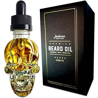Jawbone Brothers Premium Beard Oil 1oz