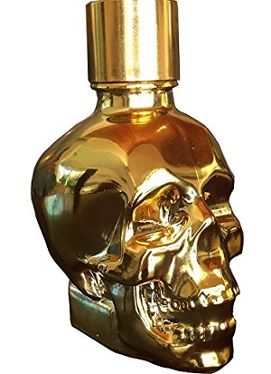 Jawbone Brothers premium beard oil gold skull
