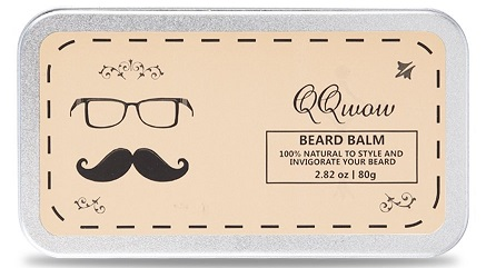 QQwow Beard Kit Beard Balm