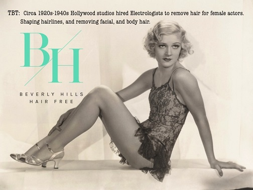 Beverly hills electrolysis for famous