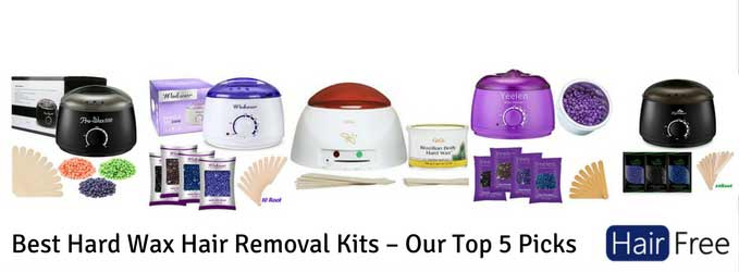 Best Hard Wax Hair Removal Kits Our Top 5 Picks Hair Free Life