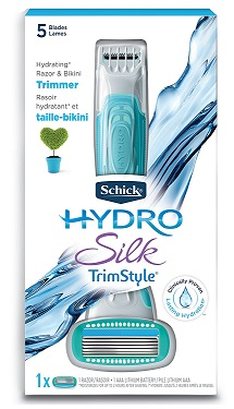 Schick Hydro Silk TrimStyle Razor and Bikini Trimmer