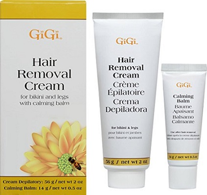 Gigi Hair Removal Cream Bikini & Legs