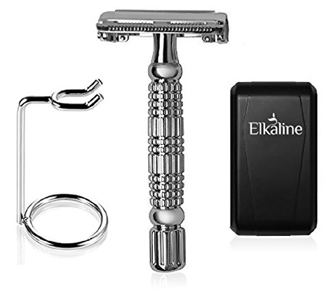 Elkaline Double Edge Butterfly Razor
