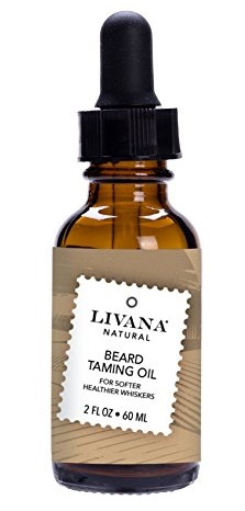 Livana Vegan Friendly Beard Oil 2oz