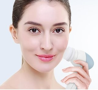 Pixnor exfoliating brush