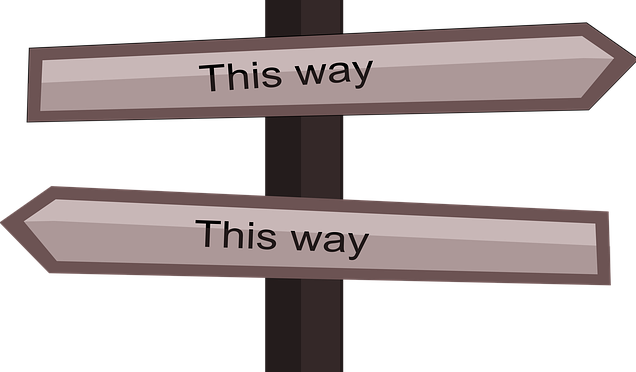 which way choose