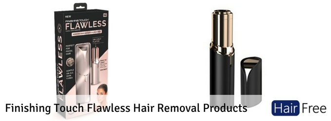 Finishing Touch Flawless Hair Removal Products Review Hair Free Life