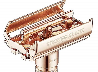Vikings Blade Crusader Safety Razor