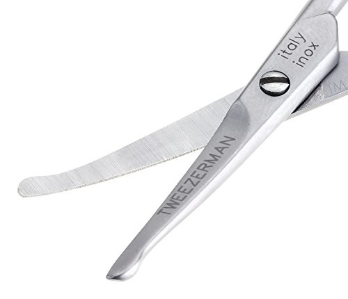 Tweezerman GEAR Facial Hair Scissors