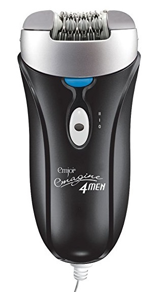Emjoi AP-18MS Emagine Epilator for Men