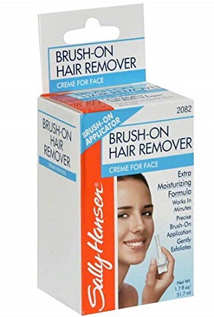Sally Hansen Brush on Hair Remover