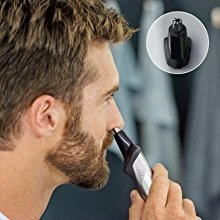Philips Norelco MG6650/49 Multigroom ear and nose hair trimmer
