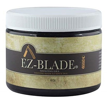 EZ-Blade shaving gel 6oz