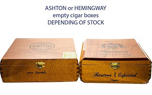 Maison Lambert cigar presentation box