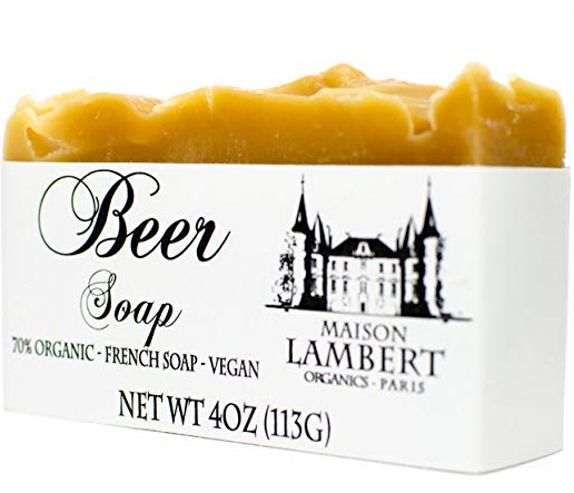 Maison Lambert Beer Body Soap