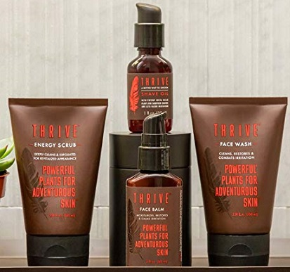 Thrive Natural VIP Men's Skin Care Set